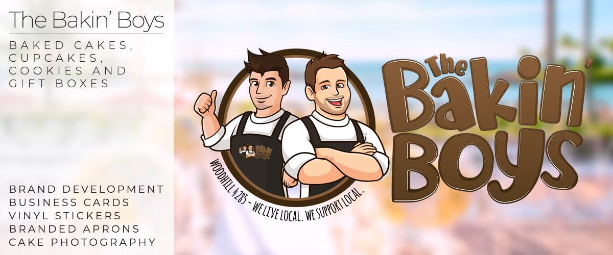 The Bakin' Boys